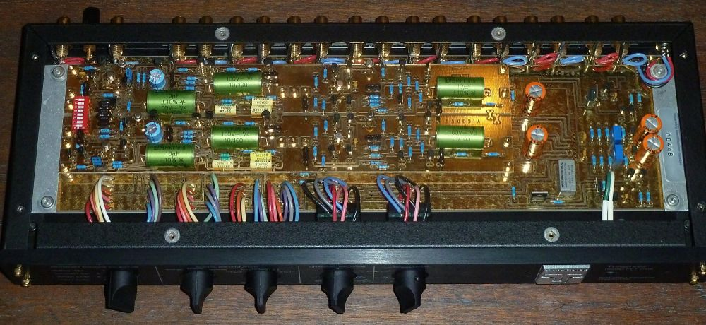 The Threshold FET 9 Preamplifier with attention to detail in spades