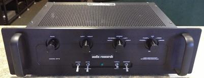 The Audio Research SP-9 MkII - one of the finest tube preamplifiers ever made.