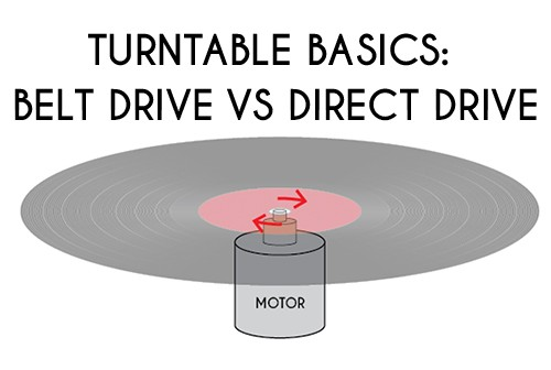 Turntables Direct Drive vs. Belt Drive Audiophile Addicts